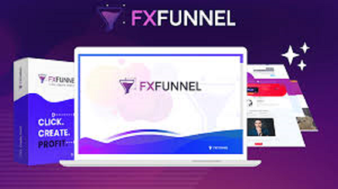 FXFunnel - Sales Funnels ans Membership Page Builder