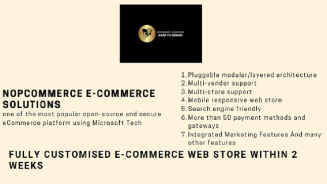 nopCommerce gig (1)